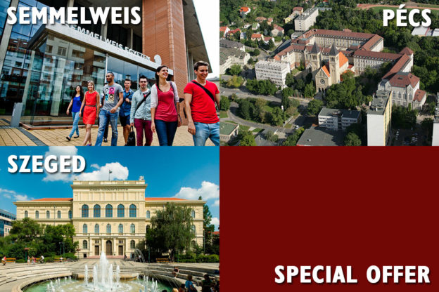 Special Offer Ungarische Unis Angebot