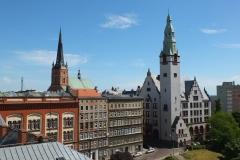 Pommersche Universität Stettin - Die Stadt Stettin (8)
