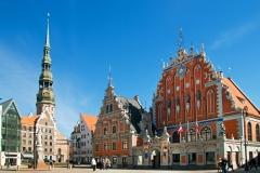 RSU Riga - Die Stadt Riga (5)