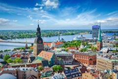 RSU Riga - Die Stadt Riga (7)