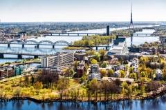 RSU Riga - Die Stadt Riga (8)