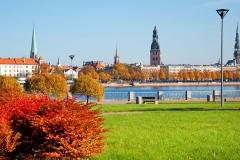 RSU Riga - Die Stadt Riga (9)