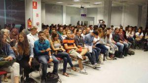 Eröffnung des Studienjahres Zahnmedizin 2014/2015 UEV-10