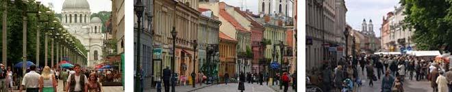Studentenleben in Kaunas