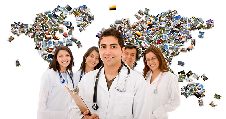 Medizin auf Englisch studieren