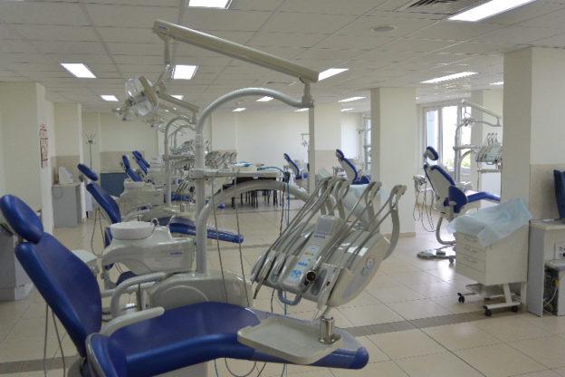 Die zahnmedizinische Fakultät der Medical University Varna