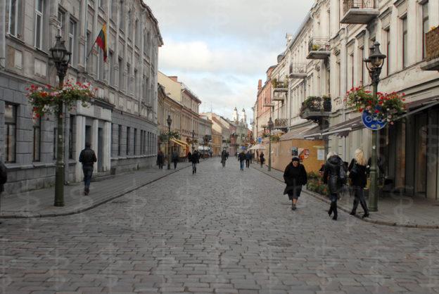 Die Stadt Kaunas