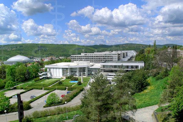 Studentenwohnheim Vinarska der Masaryk Universität