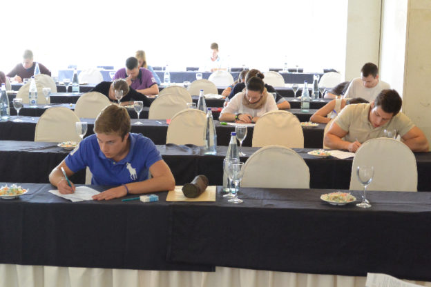 Zulassungsprüfungen der Medical University Varna