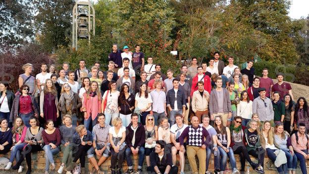 Orientierungswoche an der MU Varna
