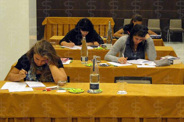 Aufnahmeprüfung für die Universität Kaunas