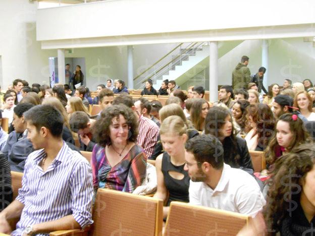 Feierliches Eröffnungszeremoniell 2013/14 LUHS in Kaunas