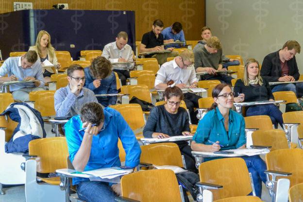 Zulassungsprüfung Third Faculty