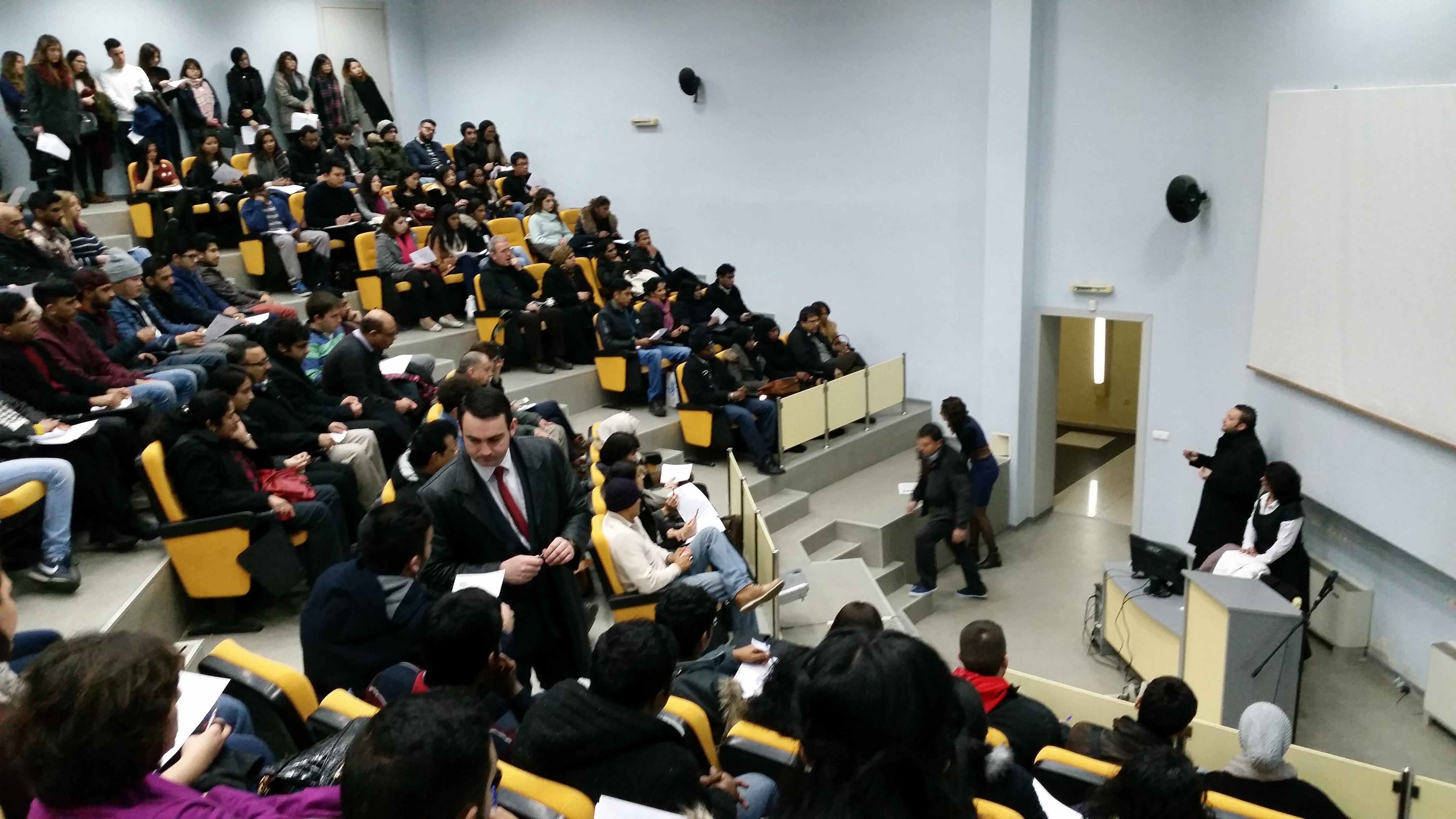 Zum Sommersemester Medizin an der Medical University Pleven in Bulgarien studieren