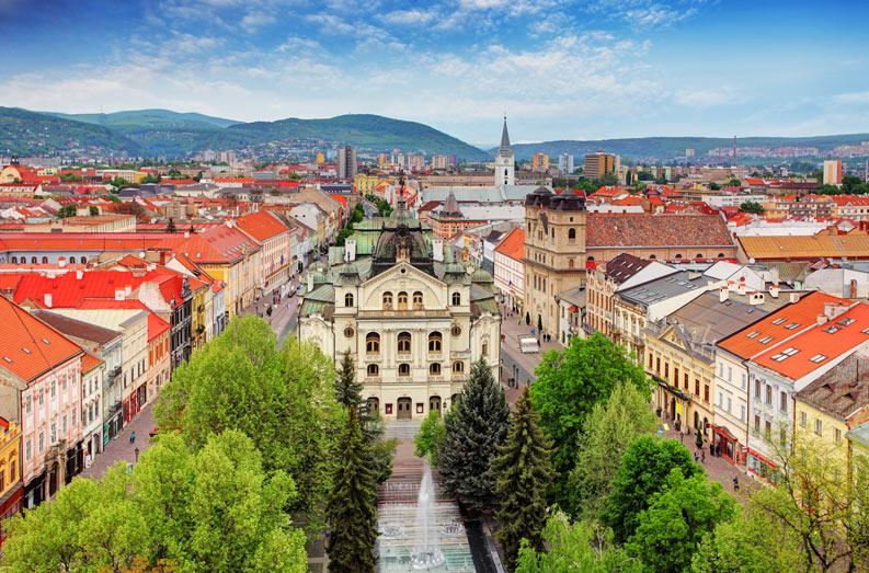 Medizinstudium Slowakei