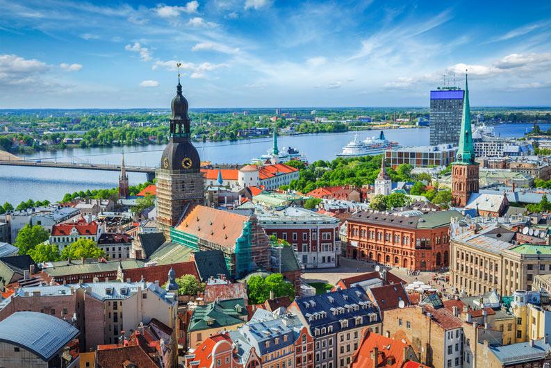 Medizin studieren in Riga