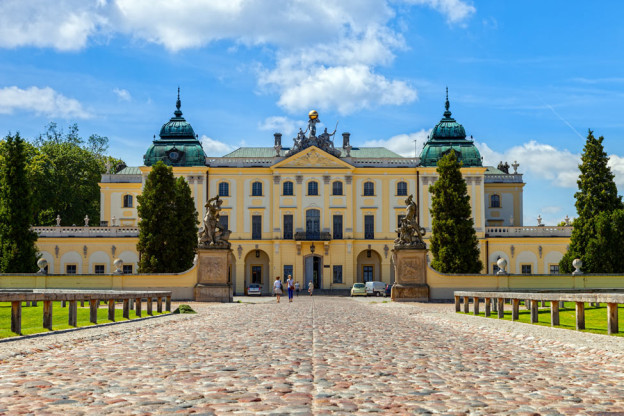 Humanmedizinische Fakultät in Bialystok Polen