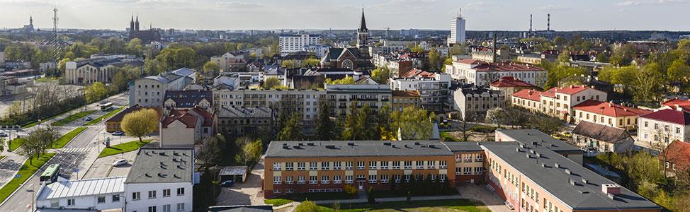 Die Stadt Białystok