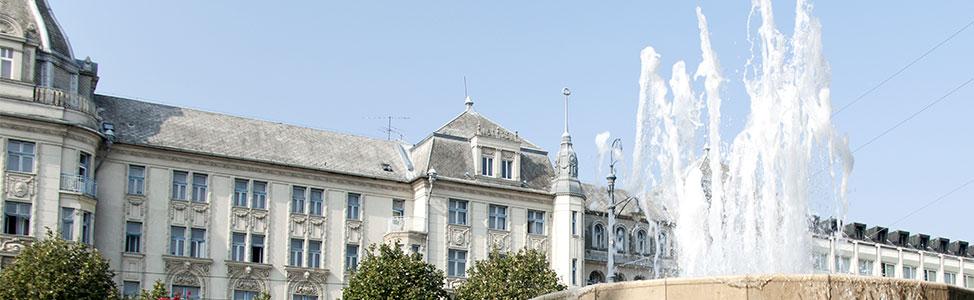Medizinstudium in Debrecen Ungarn