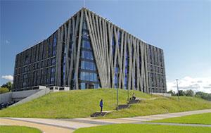 Die Universität Lettlands