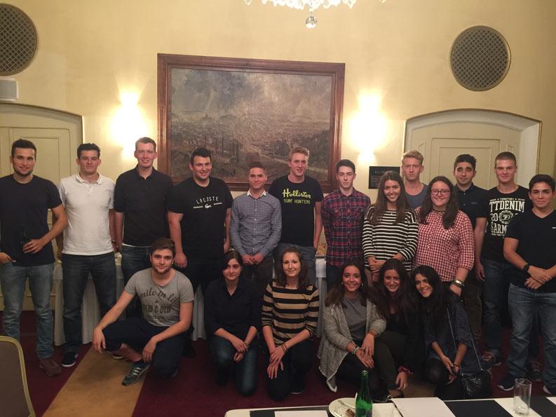Studenten die ich Tschechien Medizin studieren