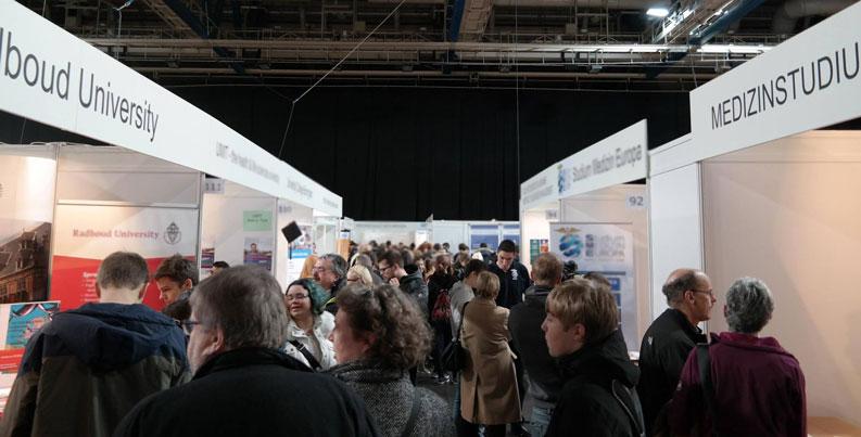 MSA Promotion der PUM Stettin auf der Horizon Jobmesse