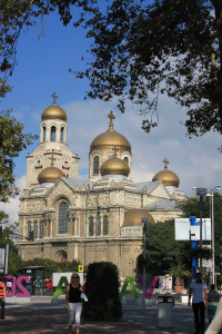 Studentenleben in Varna