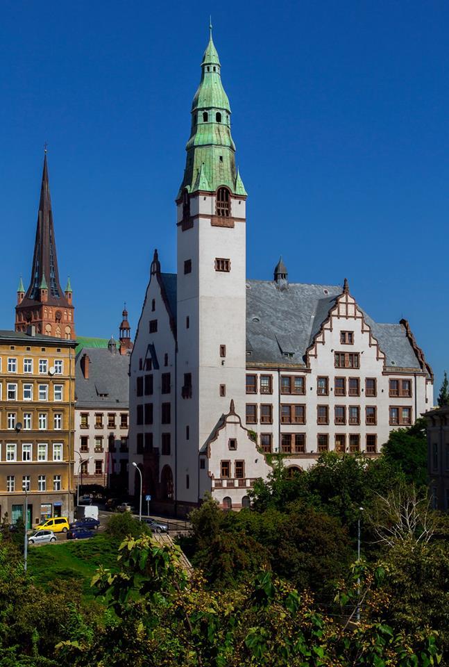 Studieren an der pommerschen universit t stettin in polen for Medizin studieren schweiz