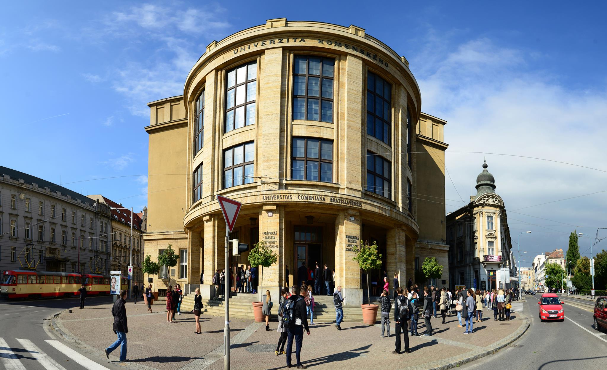 Comenius university bratislava msa medizinstudium im for Medizin studieren schweiz
