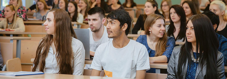 Gründe für das Studium an der Latvia University of Agriculture