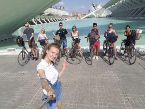 Campusleben an der Universidad Cardenal Herrera in Spanien