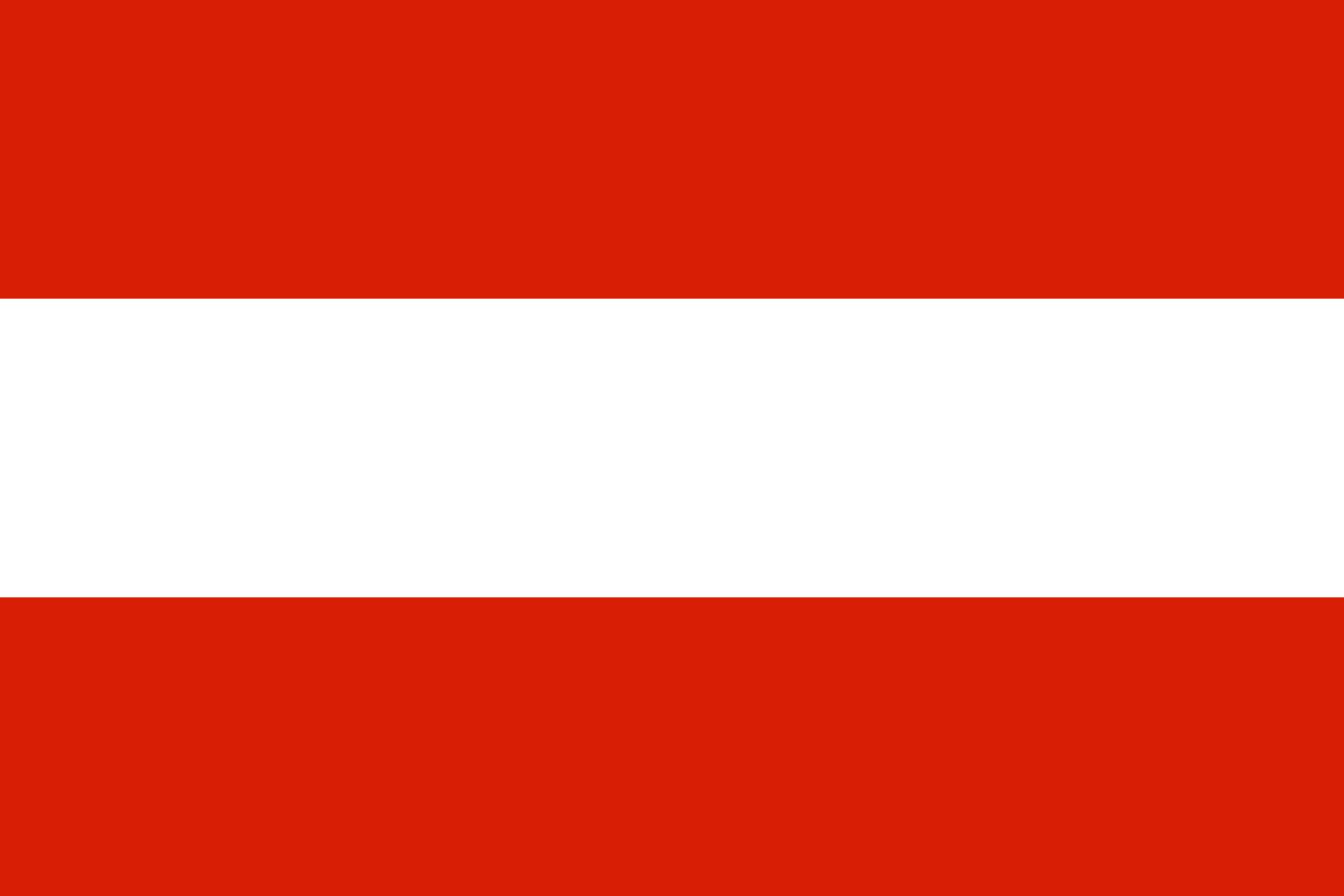 Oesterreich Flagge